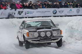Mercedes-Benz 230C 3,5 V8 Rally Replika - GP Ice Race Zell am See 2020 (1976)