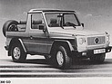Mercedes-Benz 300 GD (1990)
