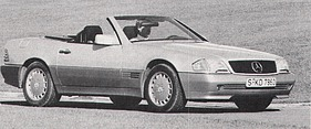 Mercedes-Benz 300 SL (1990)