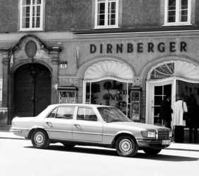 Mercedes-Benz 350 SEL (1973) - in Salzburg (1973)