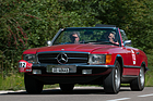 Mercedes-Benz 450 SL (1973) - am RAID Suisse-Paris 2015 (1973)