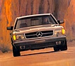 Mercedes-Benz 560 SEC (1986) - USA-Modell (1986)