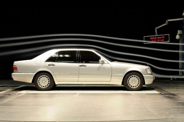 Oldtimer News 25 Jahre Luxus Und Technologie Mercedes