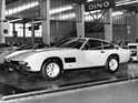 Bild (13/16): Monteverdi Berlinetta am Genfer Automobilsalon 1972 - luxuriöses Spitzenfahrzeug 'made in Switzerland' (Archivbild)