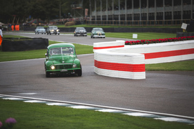 Morris Minor (1949) am Goodwood Revival 2017 - St Mary's Trophy (1949)