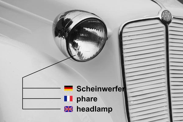 Sgabello Per Salire In Auto : Oldtimer latein oder Übersetzung von autobegriffen in englisch