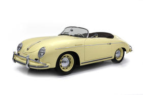 "Porsche 356 1500 Super Speedster Pre-A (1955) - als Lot 347 an der Bonhams Versteigerung ""Les grandes marques du monde au Grand Palais"" in Paris 2017 (1955)"