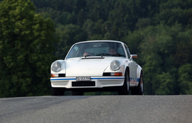 Porsche 911 Carrera RS (1973) - am GP Furttal 2013 (1973)