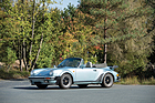 Porsche 911 Turbo 3.3 Cabriolet (1988) - als Lot 195 an der RM/Sotheby's Versteigerung in London am 24. Oktober 2019 (1988)