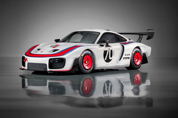 Porsche Martini Racing Doppel-Weltmeister 936-935 1976