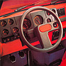 Bild (11/16): Renault 5 Turbo (1980) - Interieur by Bertone (Archivbild)