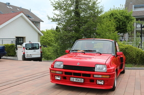 Renault R5 Turbo 2 (1985) - an der Young Raiders Challenge 2019 (1985)