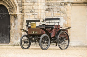 Bild (1/1): Star Benz 3 1/2 hp Vis-à-Vis (1899) - angeboten als Lot 101 am Bonhams London to Brighton Run Sale 2015 (© Bonhams, 2015)