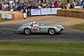 Stirling Moss im Mercedes-Benz 300 SLR '722' am Goodwood Festival of Speed 2015 (© Stuart Adams Photography / stuartfadams.com, 2015)