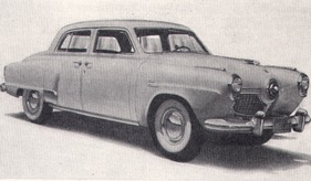 Studebaker Commander 18 A & Land Cruiser (1951)