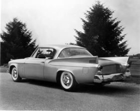 Studebaker Golden Hawk (1957) - Modell 1958 (1957)