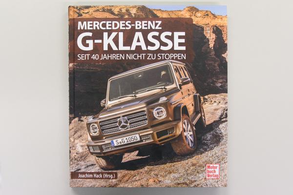 Mercedes Benz G Klasse Seit 40 Jahren nicht zu stoppen