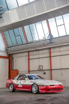 Toyota Supra Gruppe A Die Schnellste Reisschüssel In Deutschland