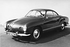 VW Karmann-Ghia Coupé (1957) - die Coupé-Variante (1957)