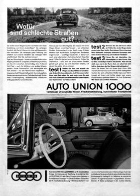 auto union 1000 s coup der rennwagen f r alle tage fahrzeugberichte zwischengas. Black Bedroom Furniture Sets. Home Design Ideas