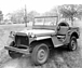 Willys Jeep MA (1941) - Vorserienmodell (© FCA Media / Jeep, 1941)