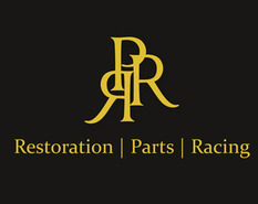 Logo: RPR Group - Restoration | Prestige Cars | Racing