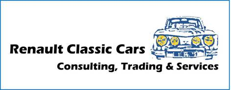 Logo: Renault Classic Cars