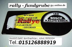 Rally Fundgrube Oldtimer Spezialist Zwischengas