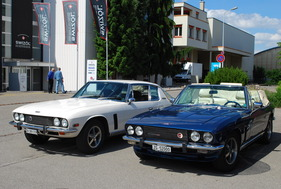 Bild 1/3 vom Club / Vereinigung / IG Profil 'Jensen Car Club of Switzerland'