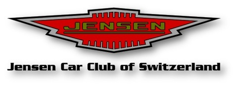Logo: Jensen Car Club of Switzerland