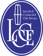 Logo: Lincoln & Continental Club Europa (LCCE)