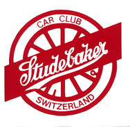 Logo: Studebaker Car Club Switzerland
