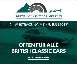 British Classic Car Meeting: British Classic Car Meeting 2017