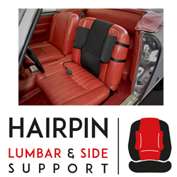 HAIRPIN - Lumbar & Side Support: HAIRPIN - Lumbar & Side Support
