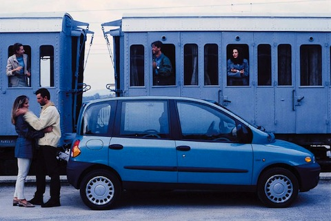 Fiat Multipla von 1999 (Fiat / FCA Group)