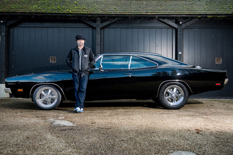 "Dodge Charger ""Bullit"" Spec"" ex Jay Kay - Bonhams"