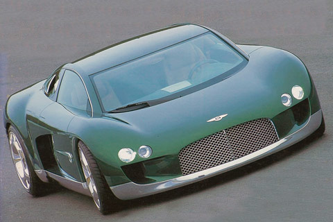 Bentley BY 8.16 von 1999 (© AMS)