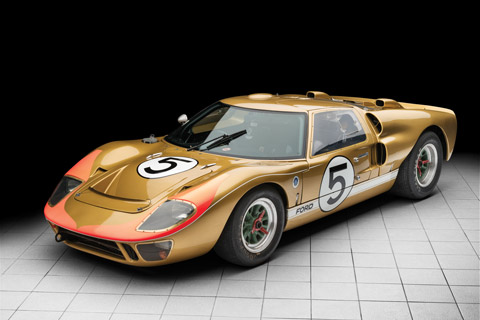 Ford GT40 (© RM)