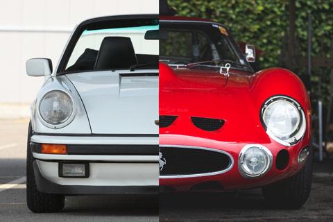 Porsche Versus Ferrari Oldtimer Blogartikel Vom 23 11 2018 Zwischengas