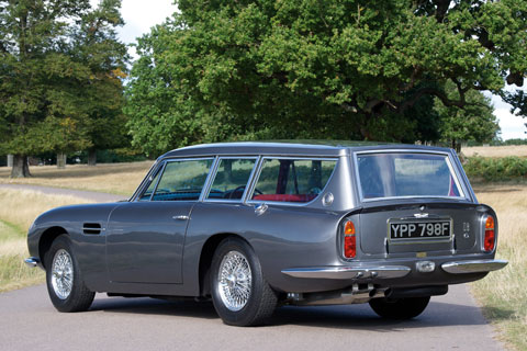 Aston Martin DB6 Shooting Brake (© Aston Martin)