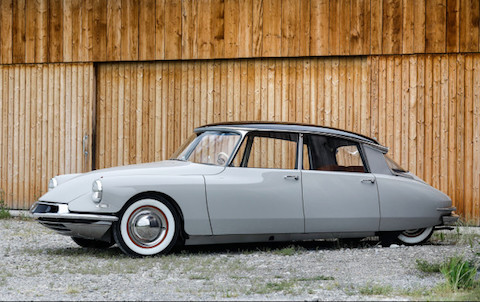 Citroën DS19 von 1959 (© Gooding & Co)