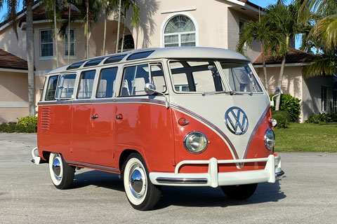 VW Bus Typ 2 T1 1961 (© RM/Sotheby's)