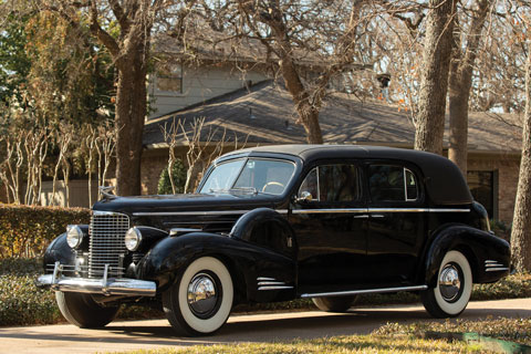 Cadillac V16 Fleetwood von 1940 (© Rays Ran / RM/Sotheby's)