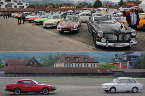 Oldtimer Sunday Morning 2015 und (2020)