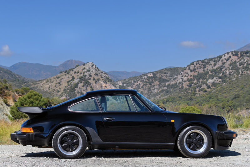 Porsche 911 Turbo von 1985 (© Tim Scott - Courtesy RM/Sotheby's)