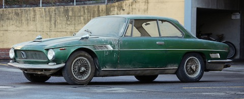 Iso Rivolta IR 300 GT von 1963 - angeboten von RM Auctions in Monaco am 10. Mai 2014 (© Courtesy RM Auctions))