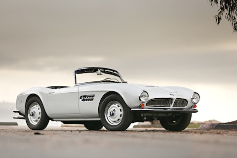 BMW 507 1959 (© Mathieu Heurtault - Courtesy Gooding & Company)
