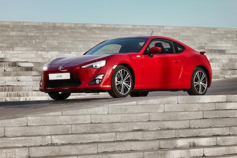 Klassikerperlen Der Zukunft Toyota Gt86 Oder Brz Oldtimer