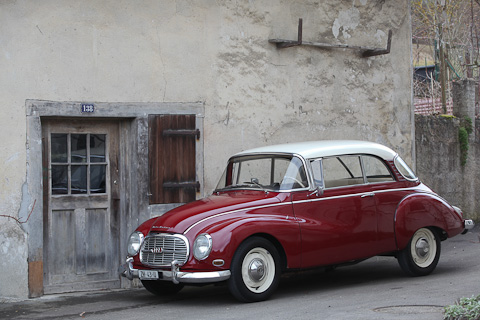 Auto Union (DKW) 1000 S Coupé