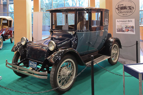 Detroit Electric von 1915